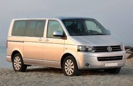 Volkswagen Caravelle T5 Facelift MPV