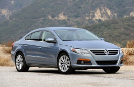 Volkswagen CC wheels and tires specs icon
