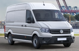 Volkswagen Crafter 2018 Wheel Tire Sizes Pcd Offset And Rims
