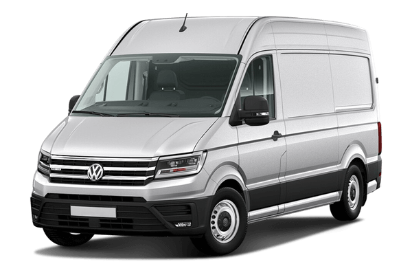 Volkswagen Crafter wheels and tires specs icon