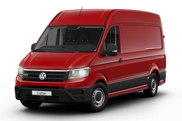 Volkswagen Crafter II (Typ SY/SZ) Van
