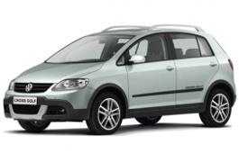 Volkswagen CrossGolf Hatchback