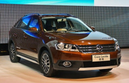 Volkswagen Cross Lavida Hatchback