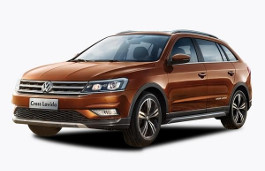 Volkswagen Cross Lavida wheels and tires specs icon