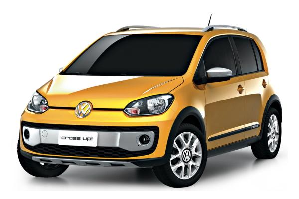 Volkswagen Cross Up! Hatchback