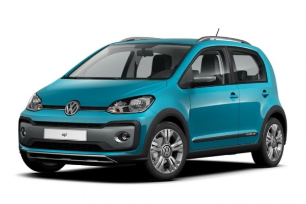 Volkswagen Cross Up! Facelift Hatchback