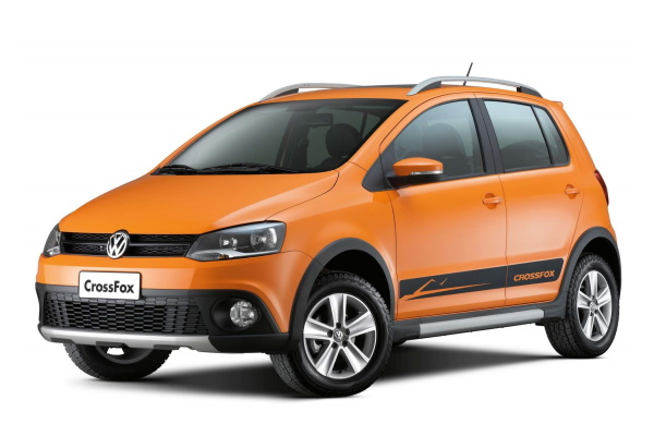 Volkswagen CrossFox wheels and tires specs icon