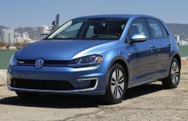 Volkswagen e-Golf wheels and tires specs icon