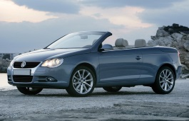 Volkswagen Eos wheels and tires specs icon