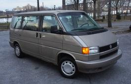 Icona per specifiche di ruote e pneumatici per Volkswagen Eurovan