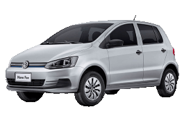 Volkswagen Fox wheels and tires specs icon