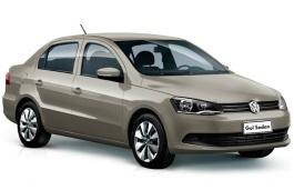 Volkswagen Gol G6 Limousine