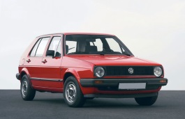 Volkswagen Golf wheels and tires specs icon