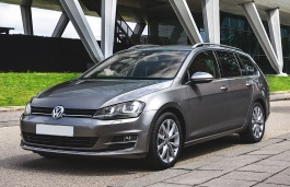 Volkswagen Golf Mk7 Estate
