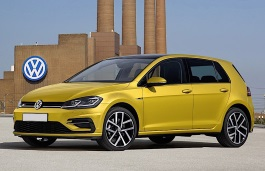 Volkswagen Golf Mk7 Facelift Hatchback
