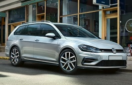 Volkswagen Golf Mk7 Facelift Estate