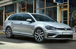 Volkswagen Golf Mk7 Facelift Универсал
