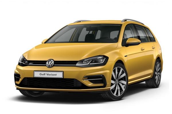Volkswagen Golf Mk7 Facelift Estate