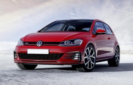 Volkswagen Golf GTI Mk7 Facelift Hatchback