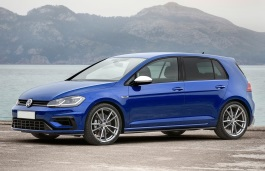 Volkswagen Golf R Mk7 Facelift Hatchback