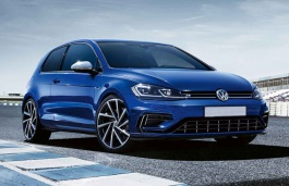 volkswagen golf r caract ristiques de tailles de roues de pneus de entraxe de d port et de. Black Bedroom Furniture Sets. Home Design Ideas