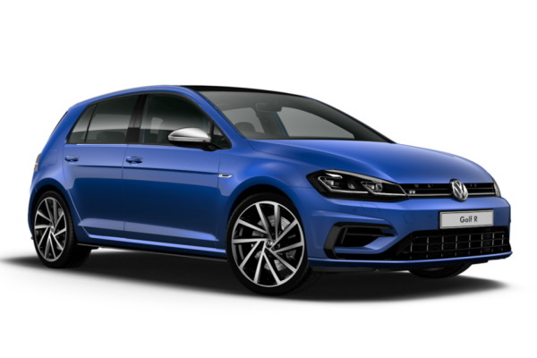 Volkswagen Golf R Mk7 Facelift Hatchback