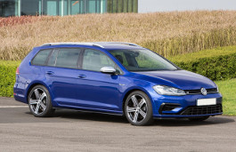 Volkswagen Golf R Variant Mk7 Facelift Estate