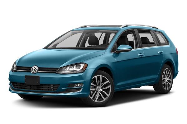 Volkswagen Golf SportWagen Mk7 Estate