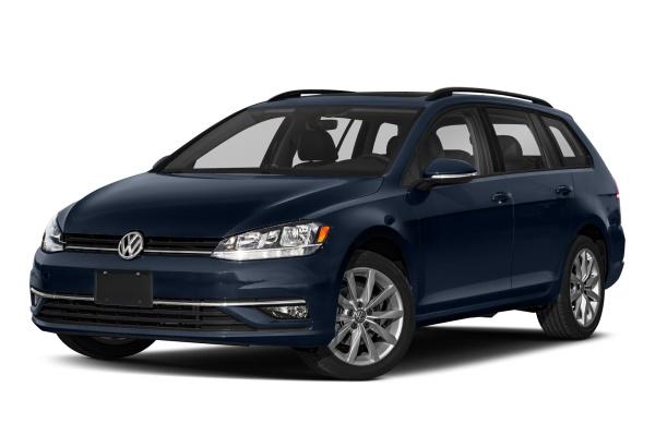 Volkswagen Golf SportWagen Mk7 Facelift Estate