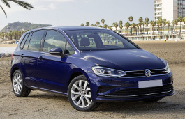 Volkswagen Golf SV Mk7 Facelift Hatchback