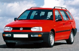 Volkswagen Golf Variant Mk3 Estate