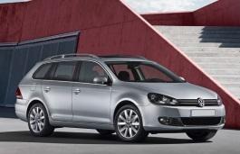 Volkswagen Golf Variant Mk6 Estate