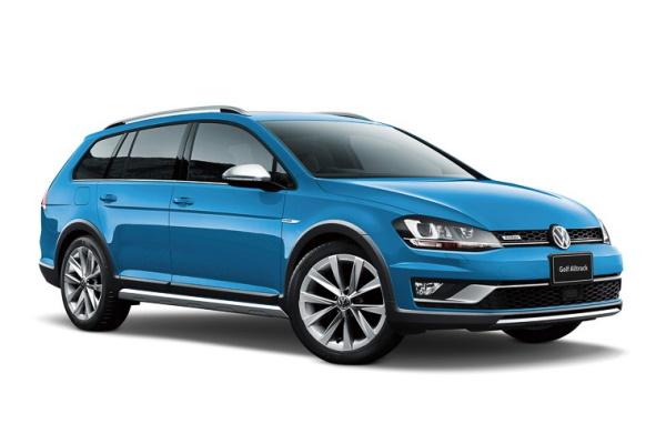 Volkswagen Golf Variant Alltrack Mk7 Facelift Estate