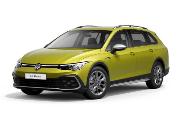 Volkswagen Golf Variant Alltrack Mk8 Estate