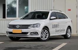 Volkswagen Gran Lavida I Facelift Estate
