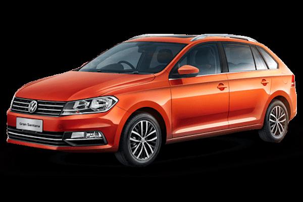 Volkswagen Gran Santana Hatchback