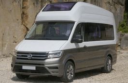 Volkswagen Grand California Van