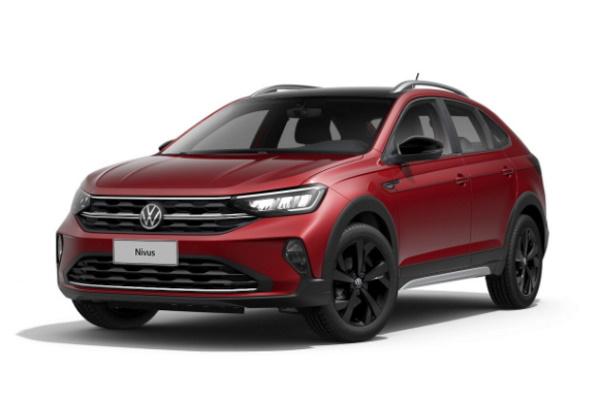 roues et icone de spécifications de pneus pour Volkswagen Nivus