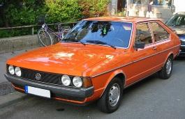 Volkswagen Passat B1 Facelift Hatchback