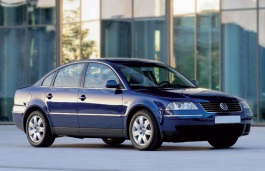 Volkswagen Passat wheels and tires specs icon
