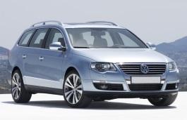 Volkswagen Passat B6 Estate