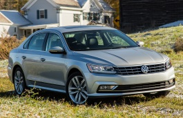 Volkswagen Passat NMS Facelift Saloon