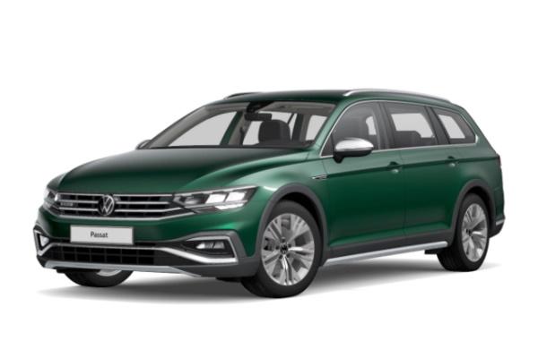 Volkswagen Passat Alltrack wheels and tires specs icon