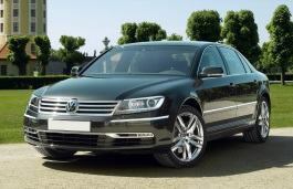 Volkswagen Phaeton wheels and tires specs icon