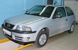 Volkswagen Pointer G3 Hatchback