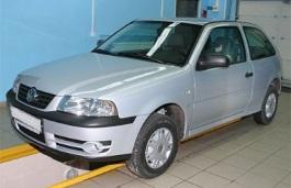 Volkswagen Pointer G3 Hatchback