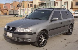 Volkswagen Pointer G3 Estate