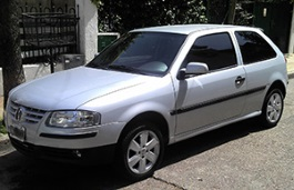 Volkswagen Pointer G4 Hatchback