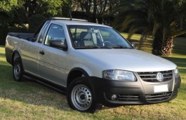 Volkswagen Pointer G4 Pickup