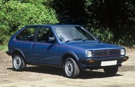 Volkswagen Polo Mk2 Hatchback